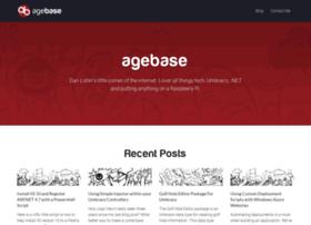 agebase.co.uk