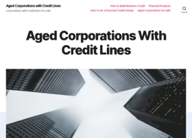 aged-corporations.com
