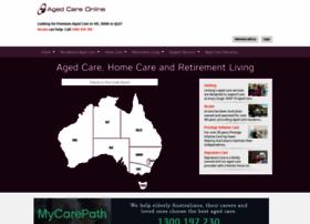 agedcareonline.com.au