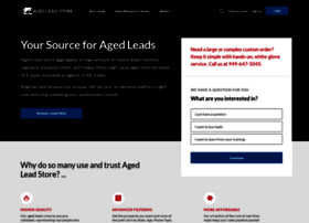 agedleadstore.com