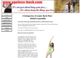ageless-back.com