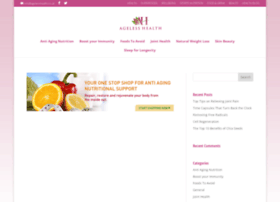 agelesshealth.co.uk