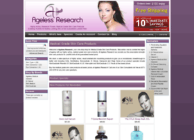 agelessresearchlabs.com