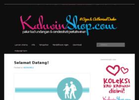 agen.kahwinshop.com