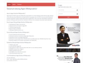 agen.webpraktis.com