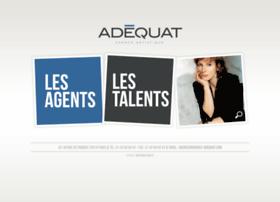 agence-adequat.com