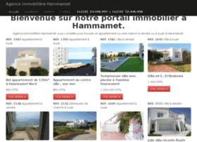 agence-immobiliere-hammamet.com