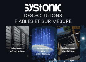 agence.systonic.fr