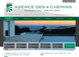 agencedes4chemins.fr