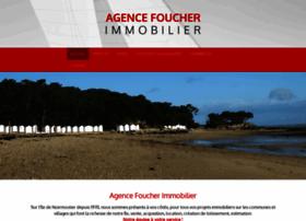 agencefoucher-immobilier.com