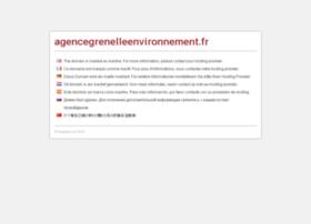 agencegrenelleenvironnement.fr