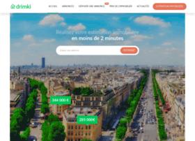 agences-immobilieres.drimki.fr