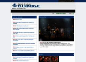 agenciaeluniversal.com.mx