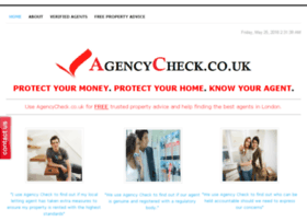 agencycheck.co.uk