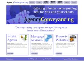 agencyconveyancing.co.uk