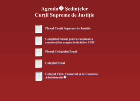 agenda.csj.md