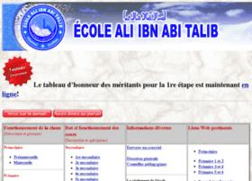agenda.ecoleali.com