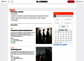 agenda.elcorreo.com
