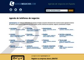 agendanegocios.com