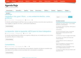 agendaroja.org