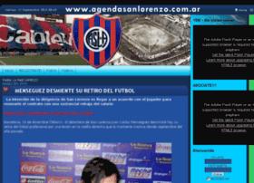 agendasanlorenzo.com.ar