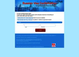 agent.russianvisaconfirmation.com