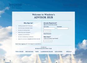 agentcenter.windstarcruises.com