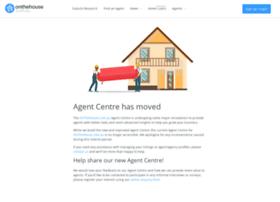 agentcentre.onthehouse.com.au