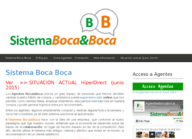 agentesbocaboca.com