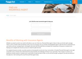 agentlocator.plymouthrocknj.com