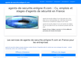 agents-de-securite.enligne-fr.com