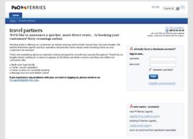 agents.poferries.com