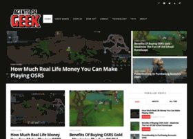 agentsofgeek.com