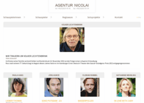 agentur-nicolai.de