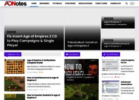 ageofnotes.com