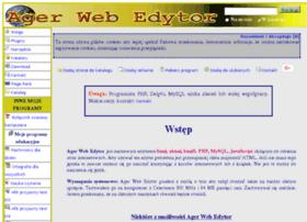 agerwebedytor.com