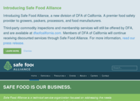 agfoodsafety.org