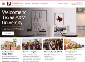 aggiesearch.tamu.edu