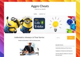 aggrocheats.com