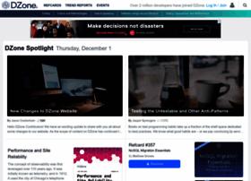 agile.dzone.com