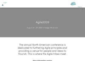 agile2009.agilealliance.org