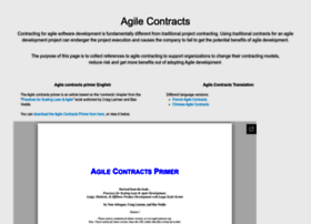 agilecontracts.org