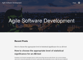 agilesoftwaredevelopment.com