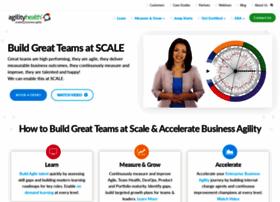 agilityhealthradar.com