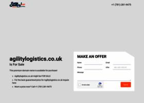agilitylogistics.co.uk