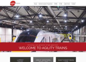 agilitytrains.com