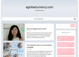 aglobalcurrency.com