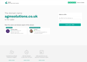 agmsolutions.co.uk