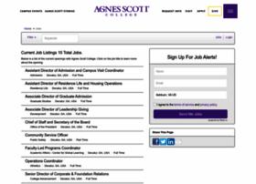 agnesscott.applicantpro.com