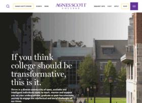 agnesscott.com